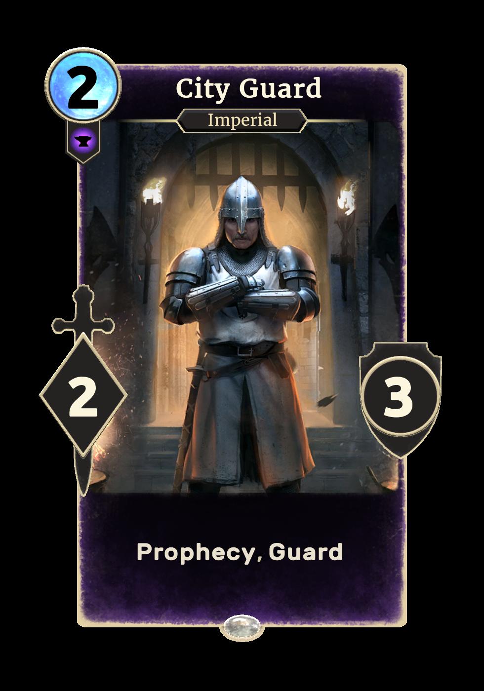 City Guard (Legends)