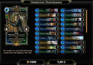 Dominion Dominance Deck 1