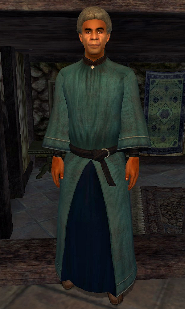 Trayvond the Redguard