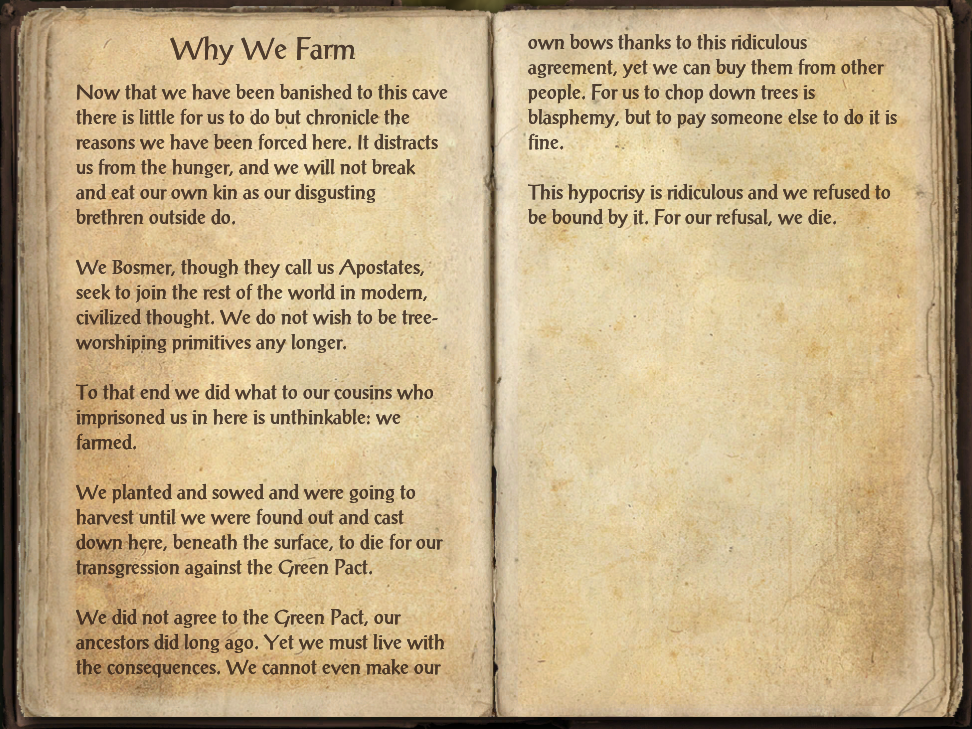 Why We Farm