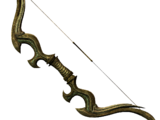 Glass Bow of the Stag Prince