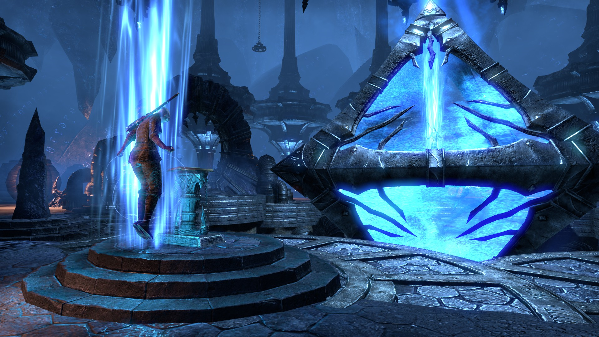 Soul Shriven in Coldharbour