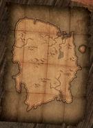 Mapa Solstheim 2 (Skyrim)