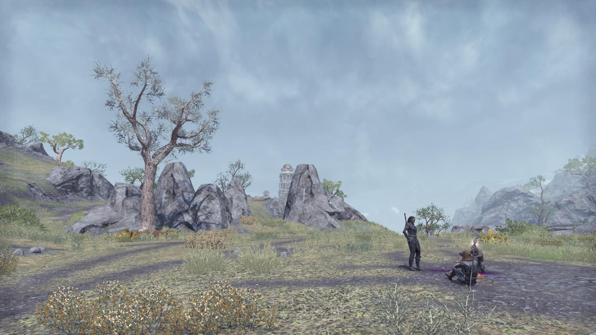 Reachwind Ritual Site