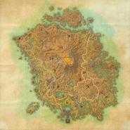 Vvardenfell ESO Map