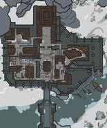 Wichrowy Tron (mapa)