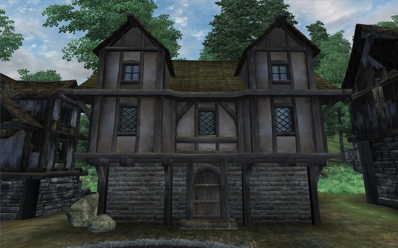 Дом Марлены Бруссинер