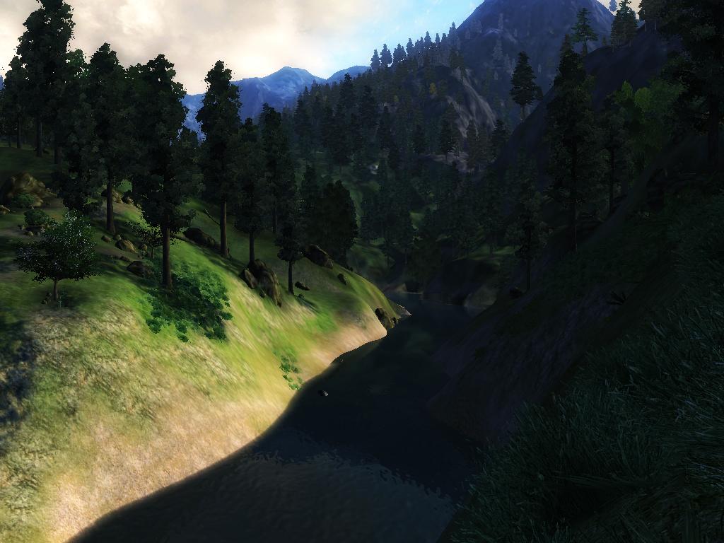 Камышовая река