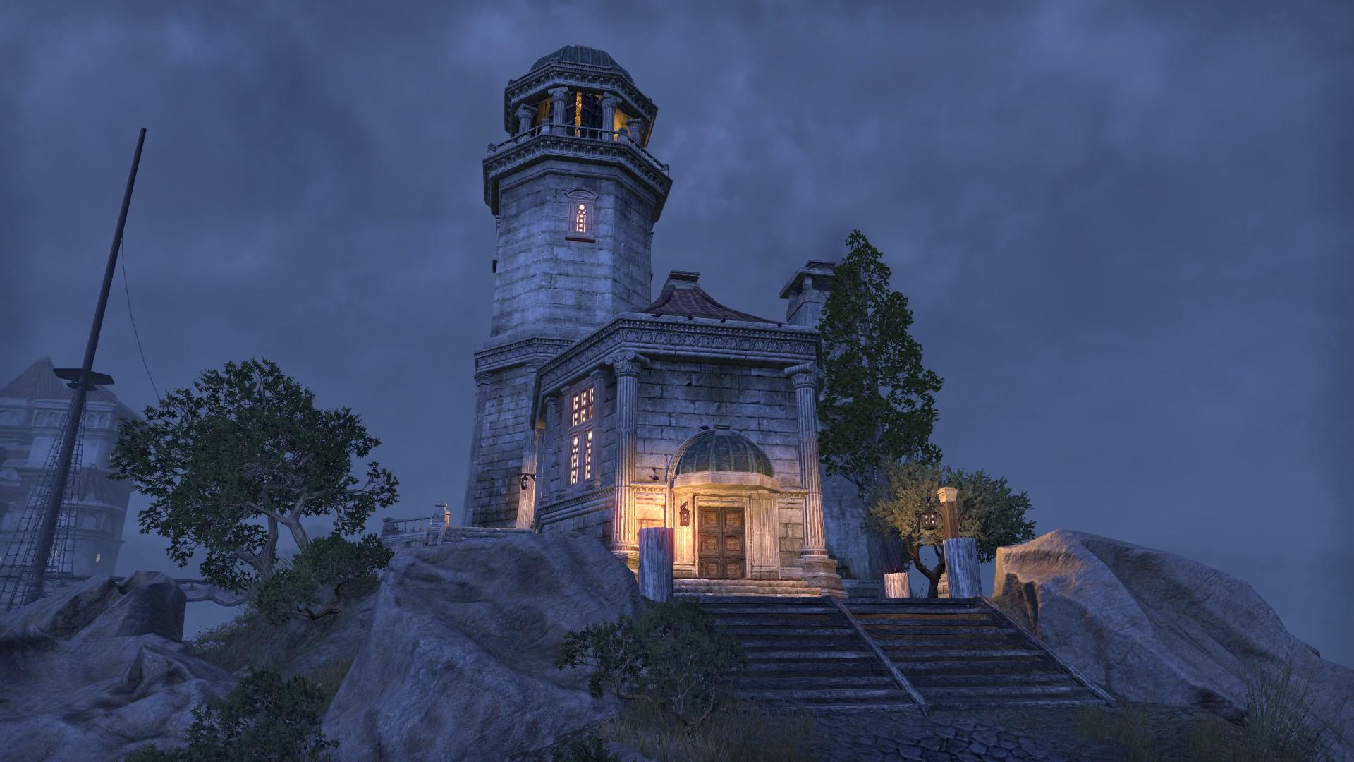 Anvil Lighthouse (Online)