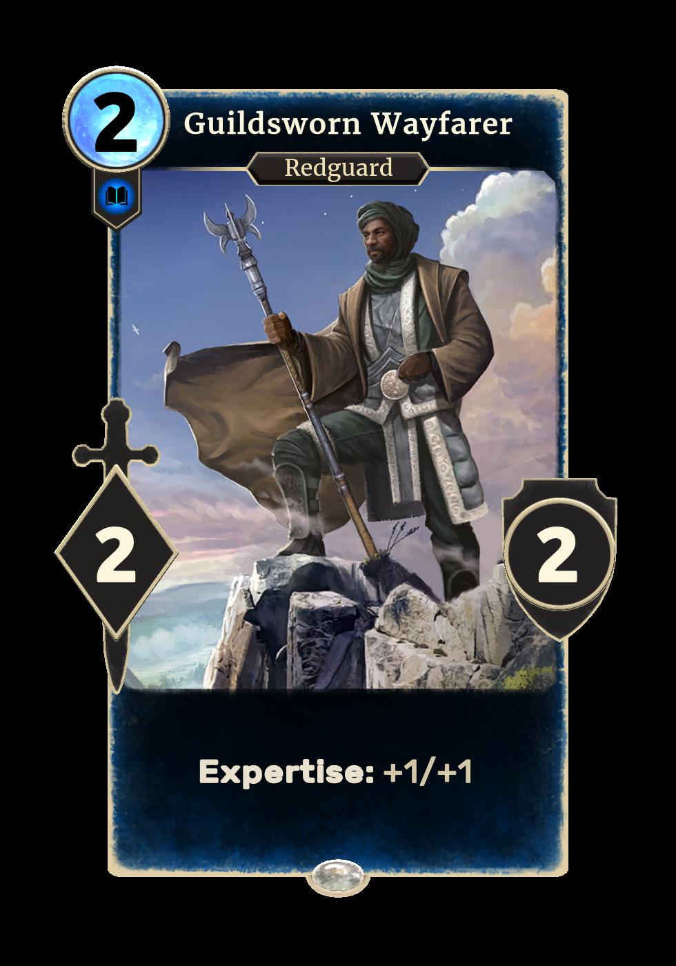 Guildsworn Wayfarer