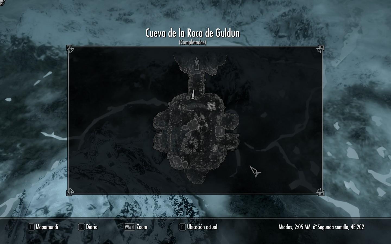 Cueva de la Roca de Guldun