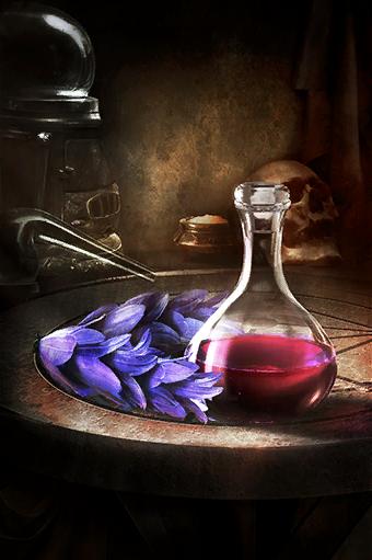 Zaria's Poison