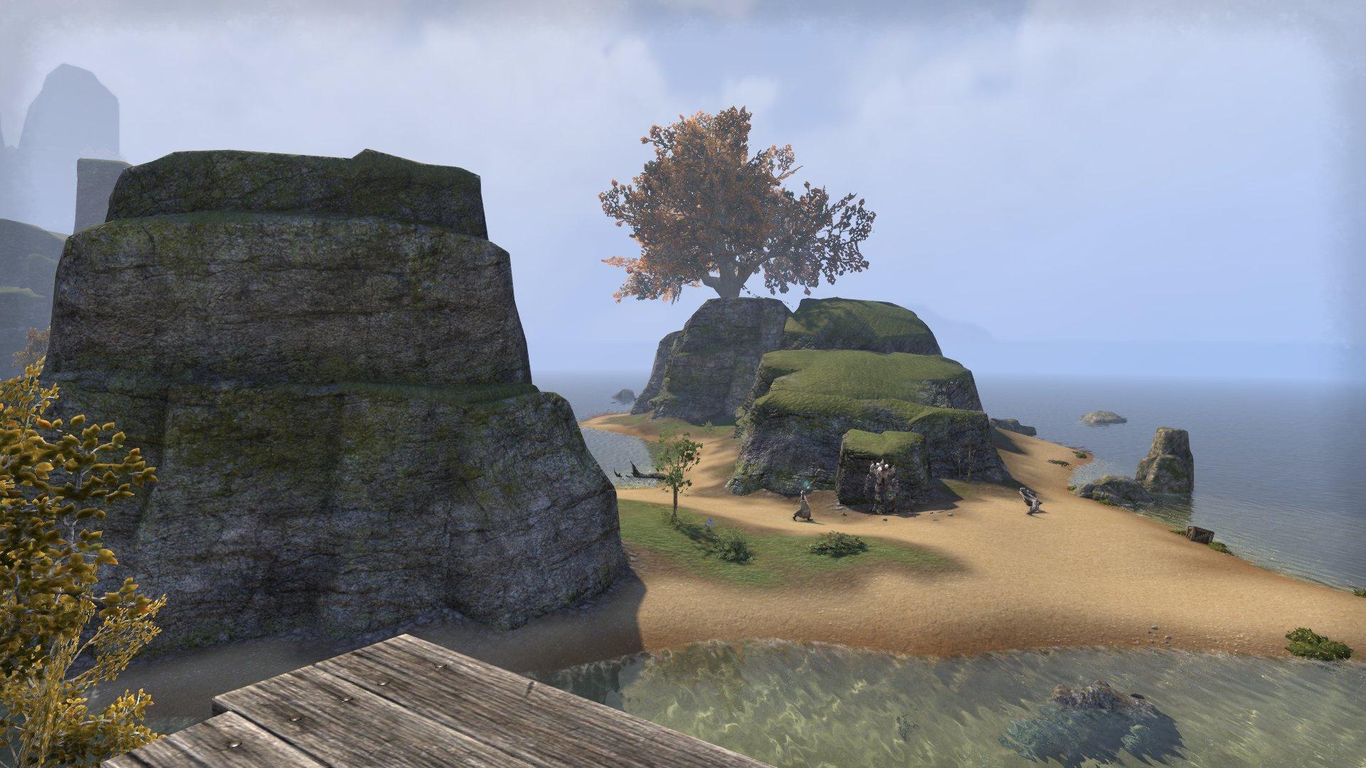Balefire Island