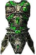 Coraza de cristal (Morrowind)