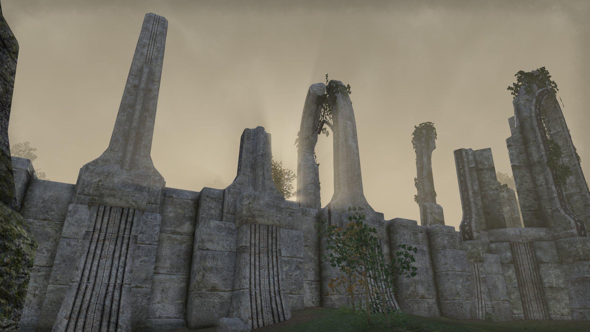 Dwynnarth Ruins