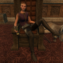 Governor Fortunata on Throne.png