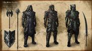 Malacath Armors Concept Art
