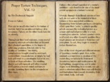 Proper Torture Techniques, Vol. 13