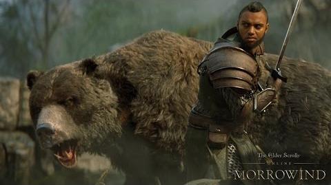 Видеоролик анонса The Elder Scrolls Online Morrowind