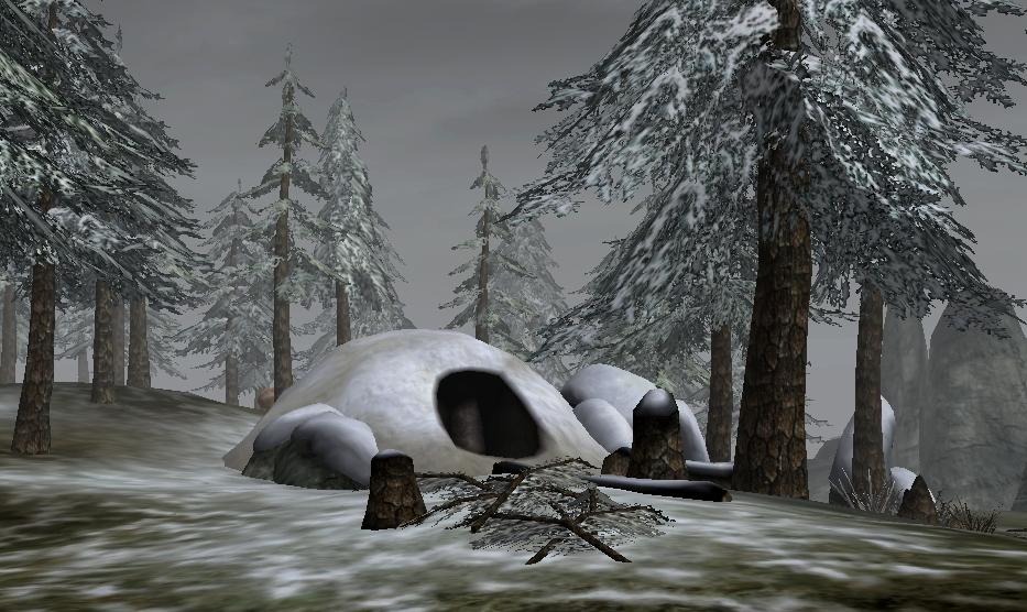 Geilir the Mumbling's Dwelling