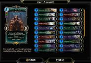 Pact Assault Deck 1