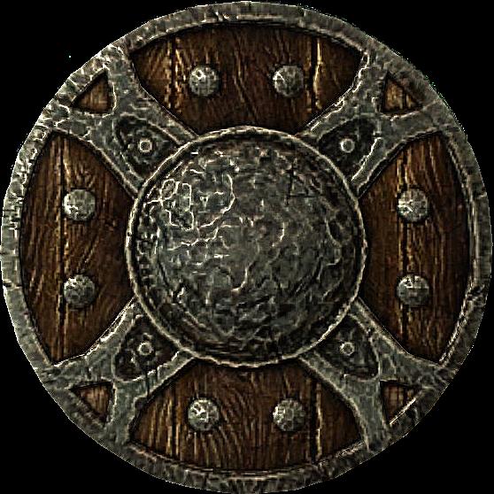Roggi's Ancestral Shield