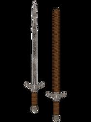 Железный длинный меч (Oblivion)
