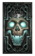 Necromancer card back