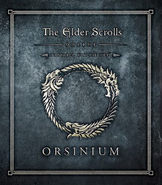 Okładka The Elder Scrolls Online Orsinium