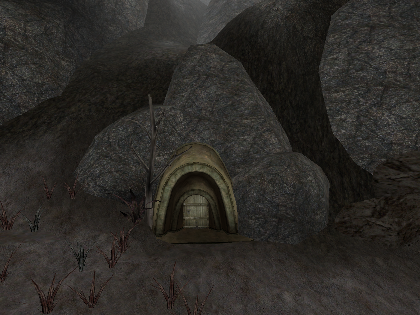 Sandus Ancestral Tomb
