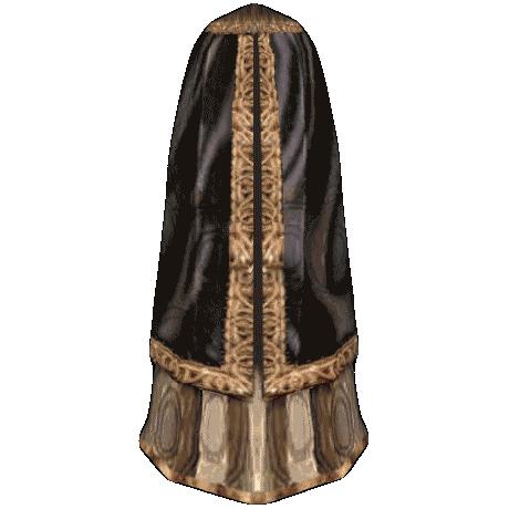 Вычурная юбка