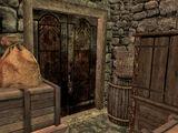 Дверь, которая шепчет