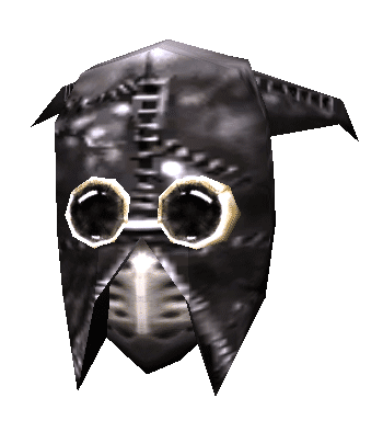 Boiled Netch Leather Helm