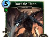 Daedric Titan (Legends)