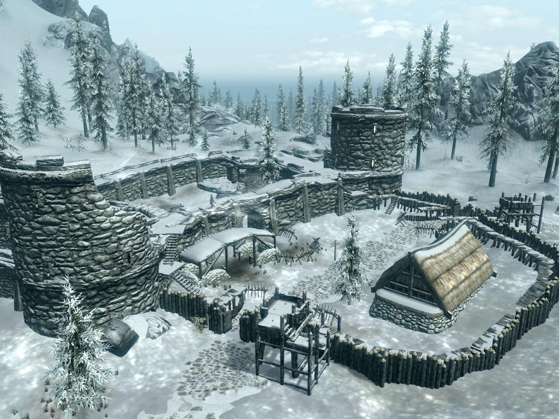 Fort Dunstad