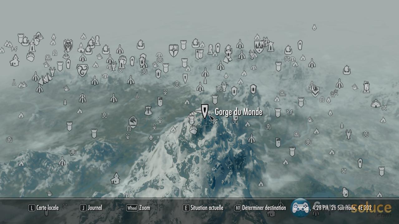 Gorge du monde (Skyrim)