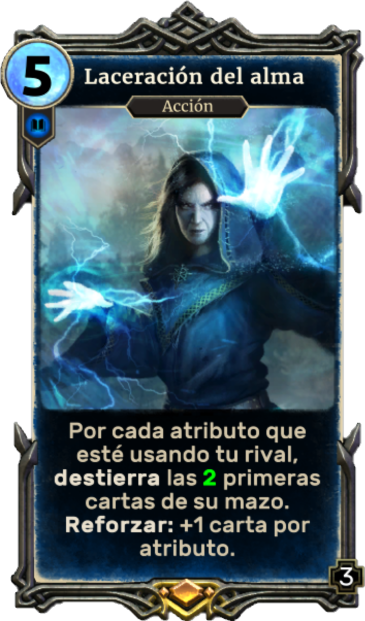 Laceración del alma (Legends)
