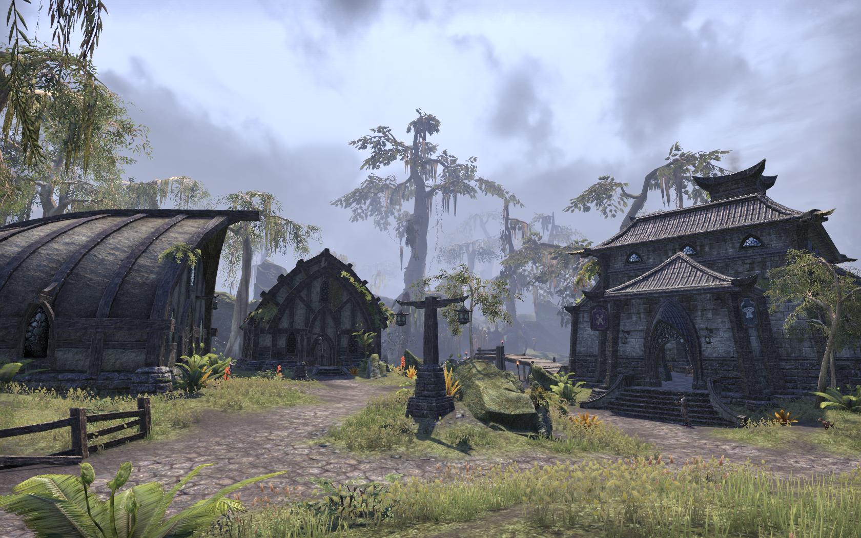 Mud Tree Village