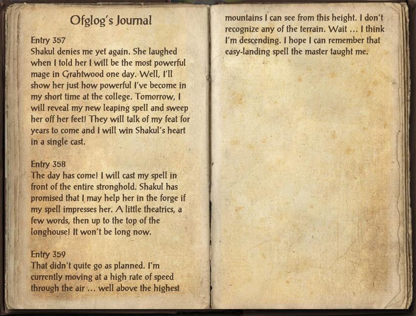 Ofglog's Journal
