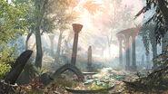 The Elder Scrolls Blades Promotional Ruin
