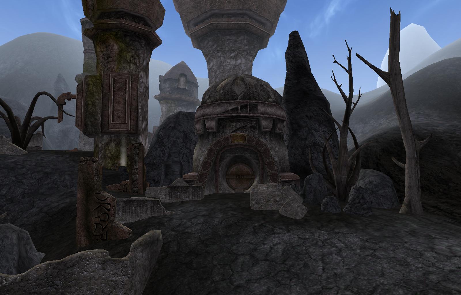 Галом Дэус (Morrowind)