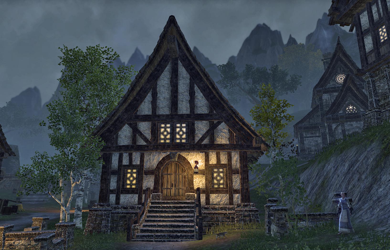 Theodore's House