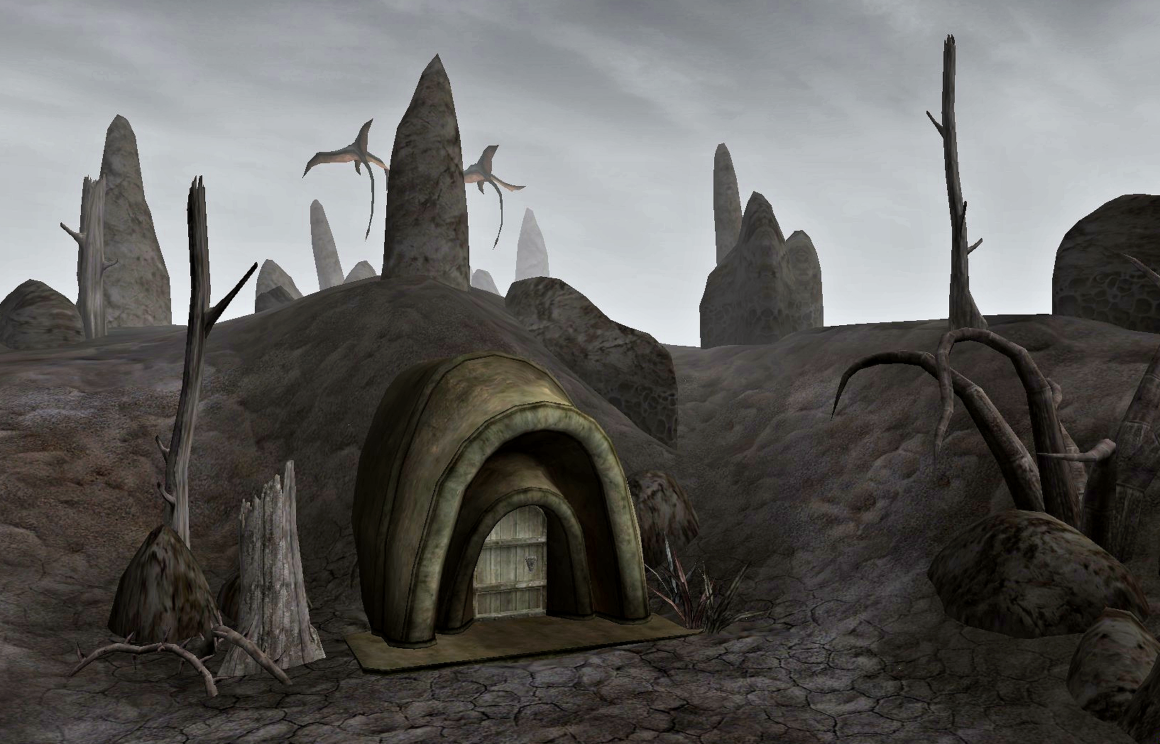 Drath Ancestral Tomb (Morrowind)