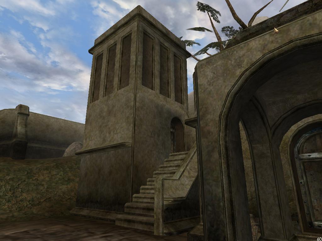 Восточная сторожевая башня
