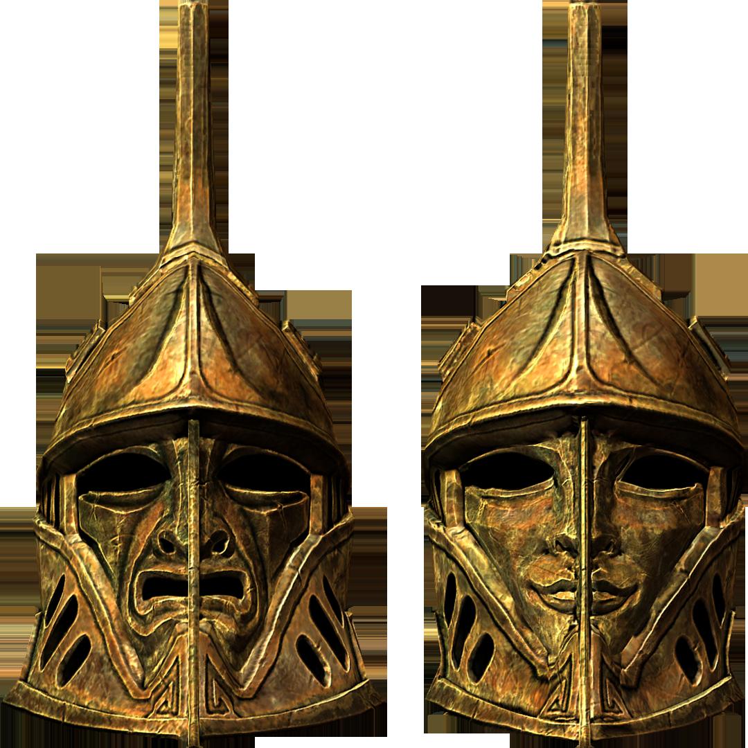 Двемерский шлем (Skyrim)