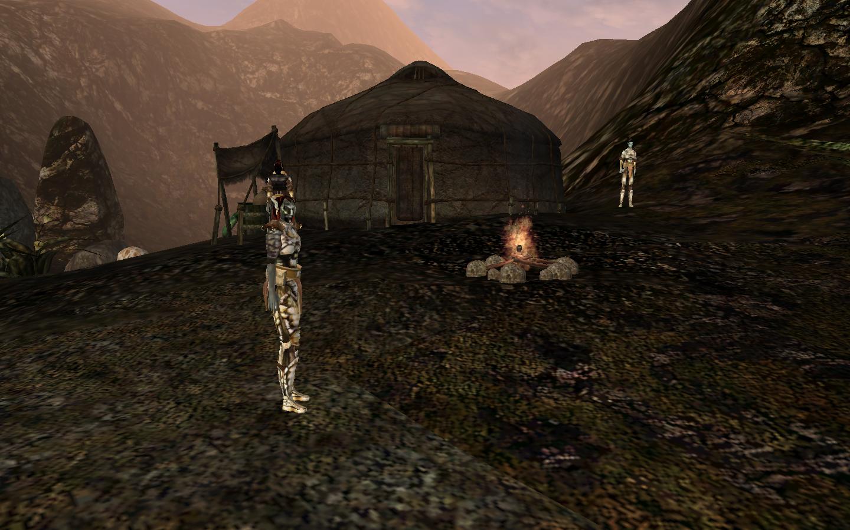 Лагерь Коштабаби