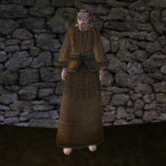 Простая Мантия 15 (Morrowind) (муж)