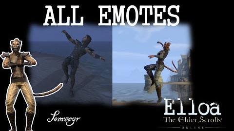 Emotes (Online)