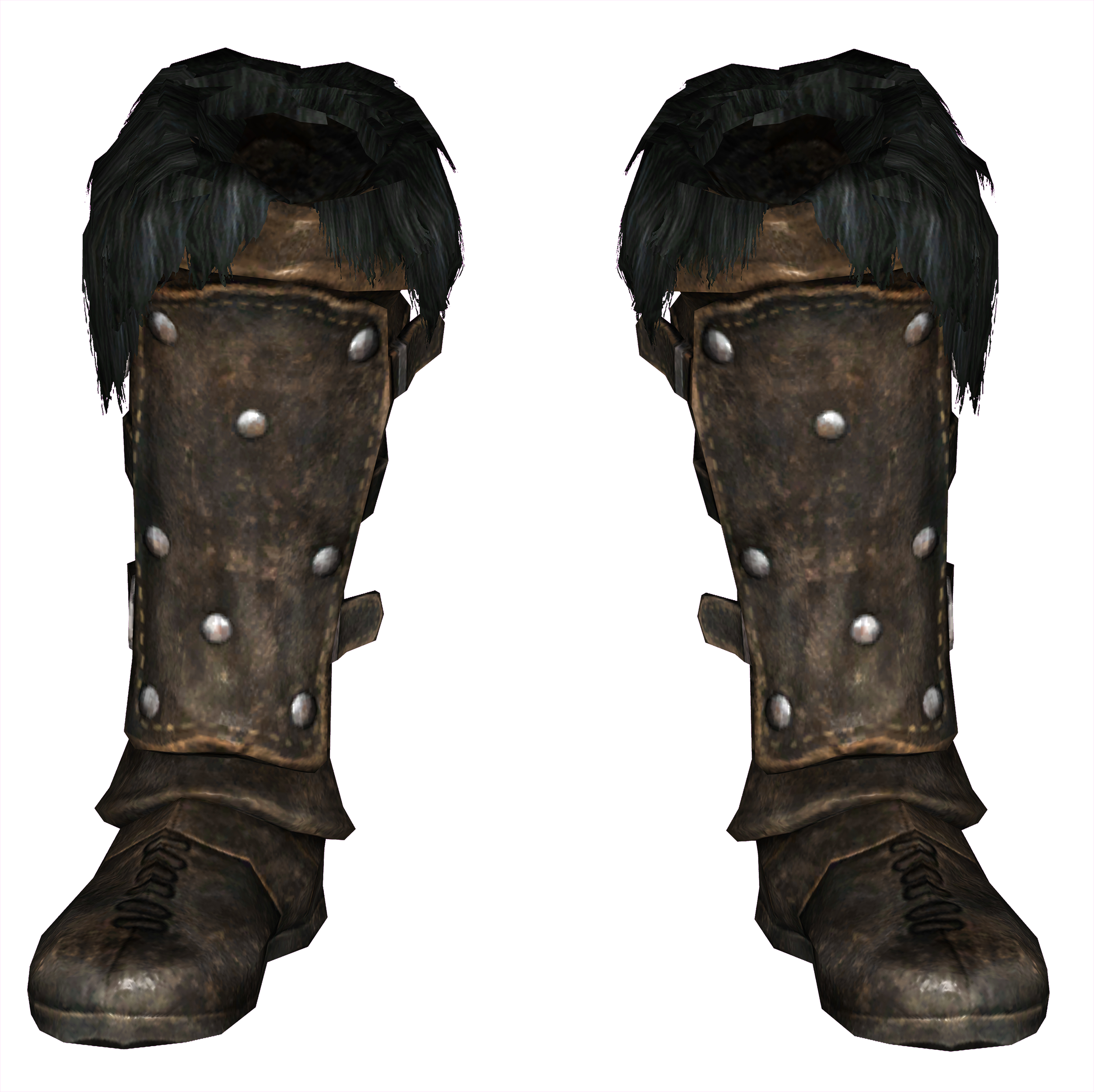 Leather Boots (Skyrim)