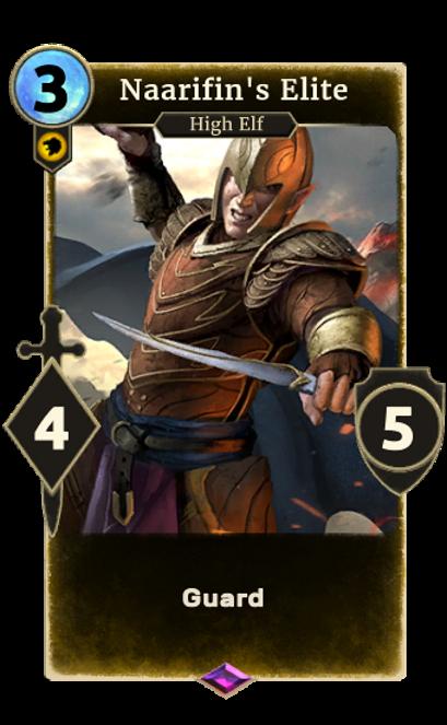 Naarifin's Elite